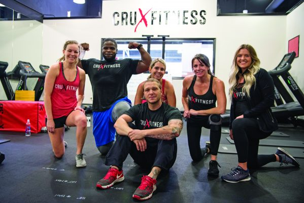 Fitness Cruxfit