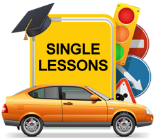 single-driving-lesson