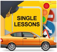 single-driving-lesson