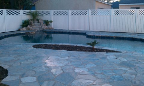 Oak Park pool remodeling